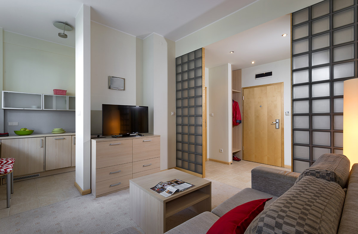 Apartament <br>Studio